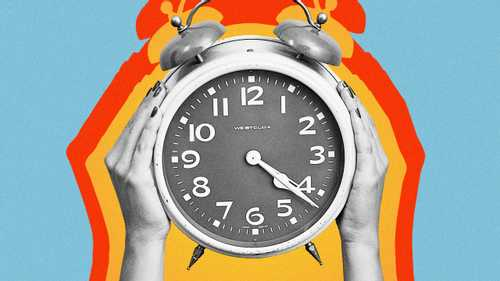 Your harsh-sounding alarm might be making you groggy all morning. Try a melodic one instead