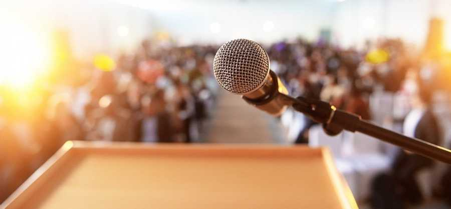 Every person can be a good public speaker