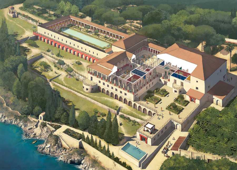 The Villa of the Papyri