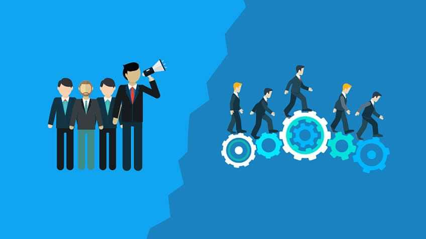 The Interdependency Between Leadership And Management