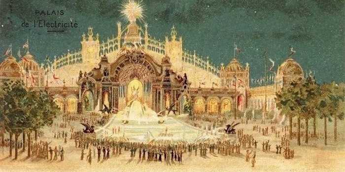 The Paris Expo Of 1900