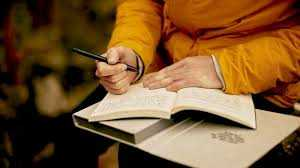 Journaling is not professional writing