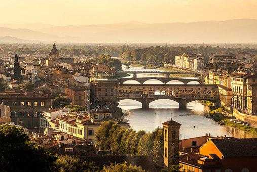 Historical Significance Of Florence, Italy