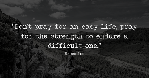 Once you learn these 8 harsh realities of life, you'll be much stronger