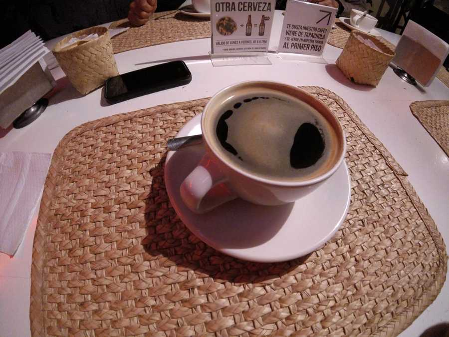 Coffee Culture In Mexico