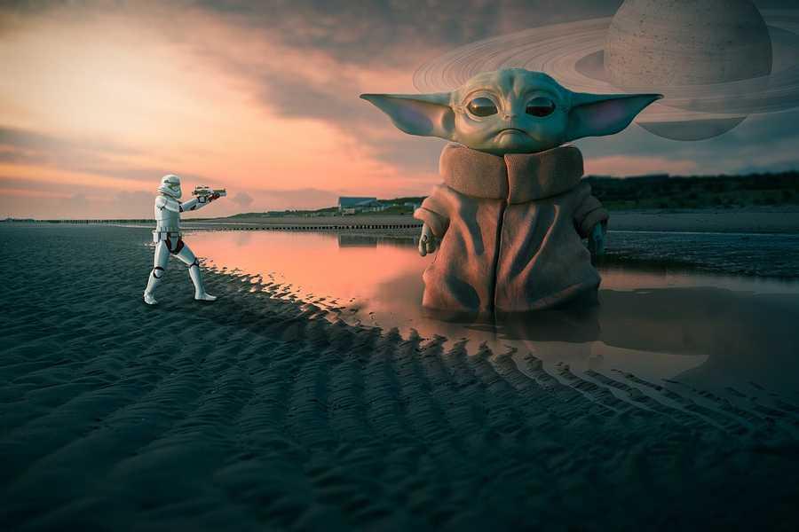 Baby Yoda has captured the imagination