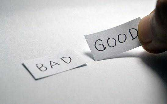 Good/bad strategy decision-makers