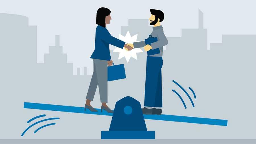Negotiator perform 2 cognitive tasks: