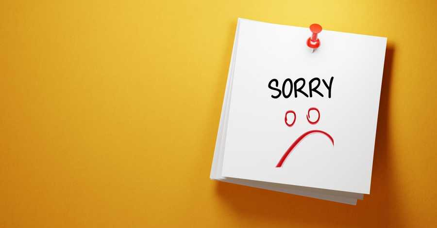 The Most Profound Human Interaction: An Apology