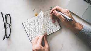 Don't censor yourself while journaling