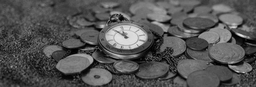 Time is not money