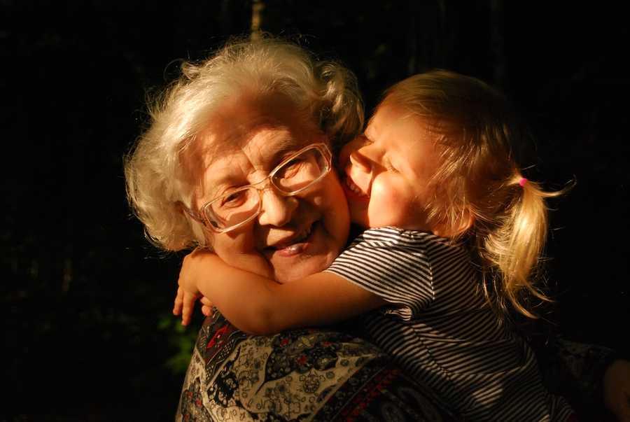 Give someone a hug