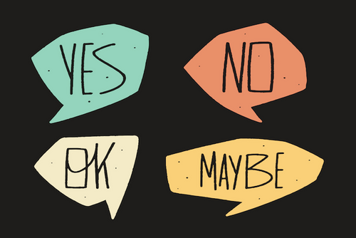 How to Stop Saying Yes When You Want to Say No