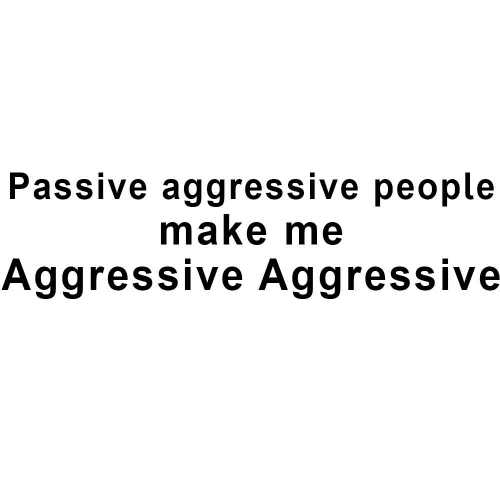 This Is How To Deal With Passive-Aggressive People