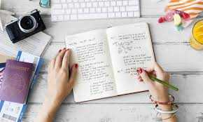 Journaling and personal goals