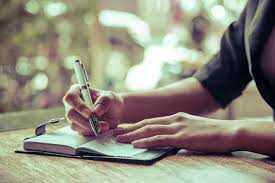 """<p>""""The act of writing is the ..."""