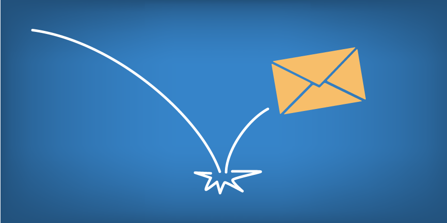 Using E-mail Bouncebacks