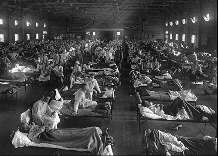 1918: Spanish Flu