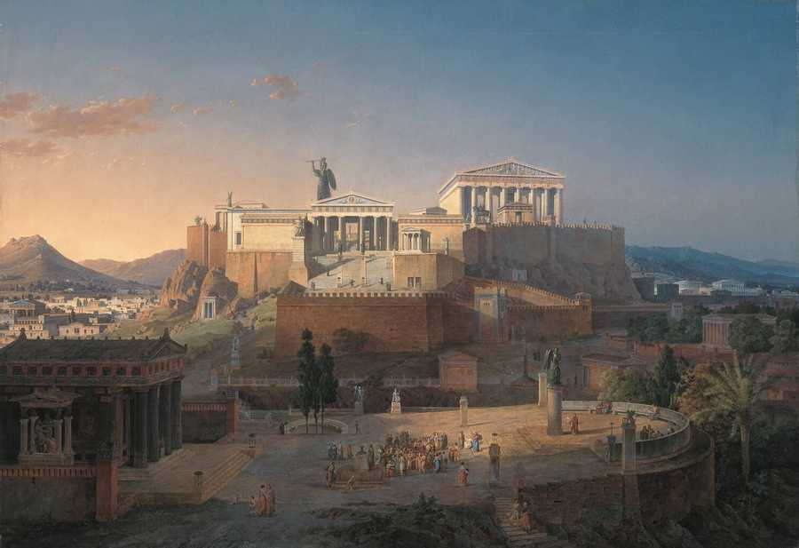 Athens during the Classical era