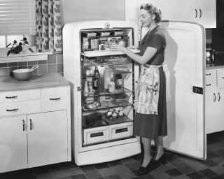 The history of refrigeration