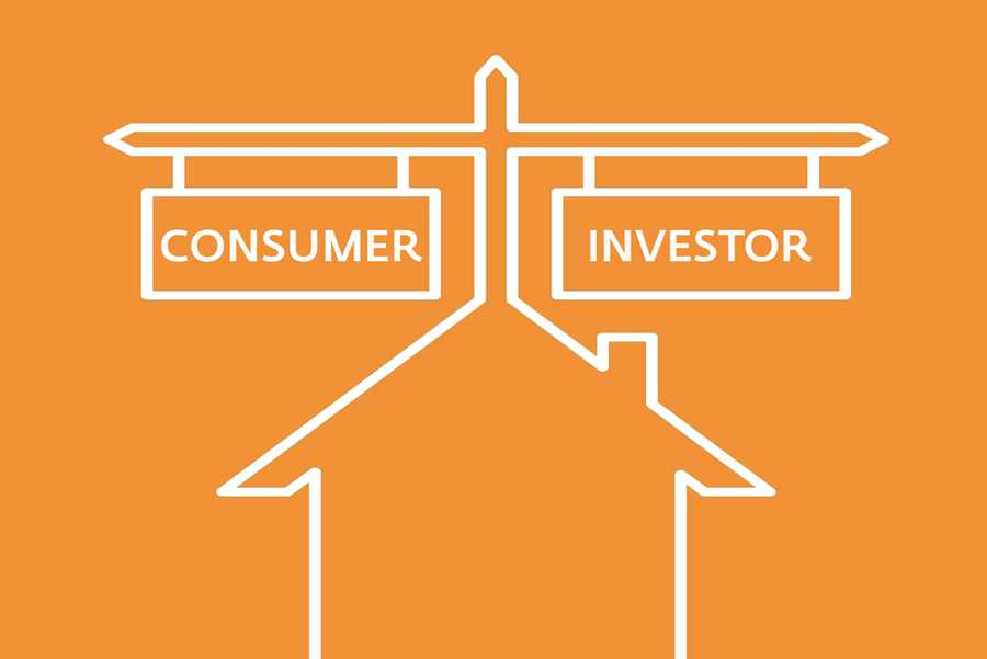 From consumer to investor
