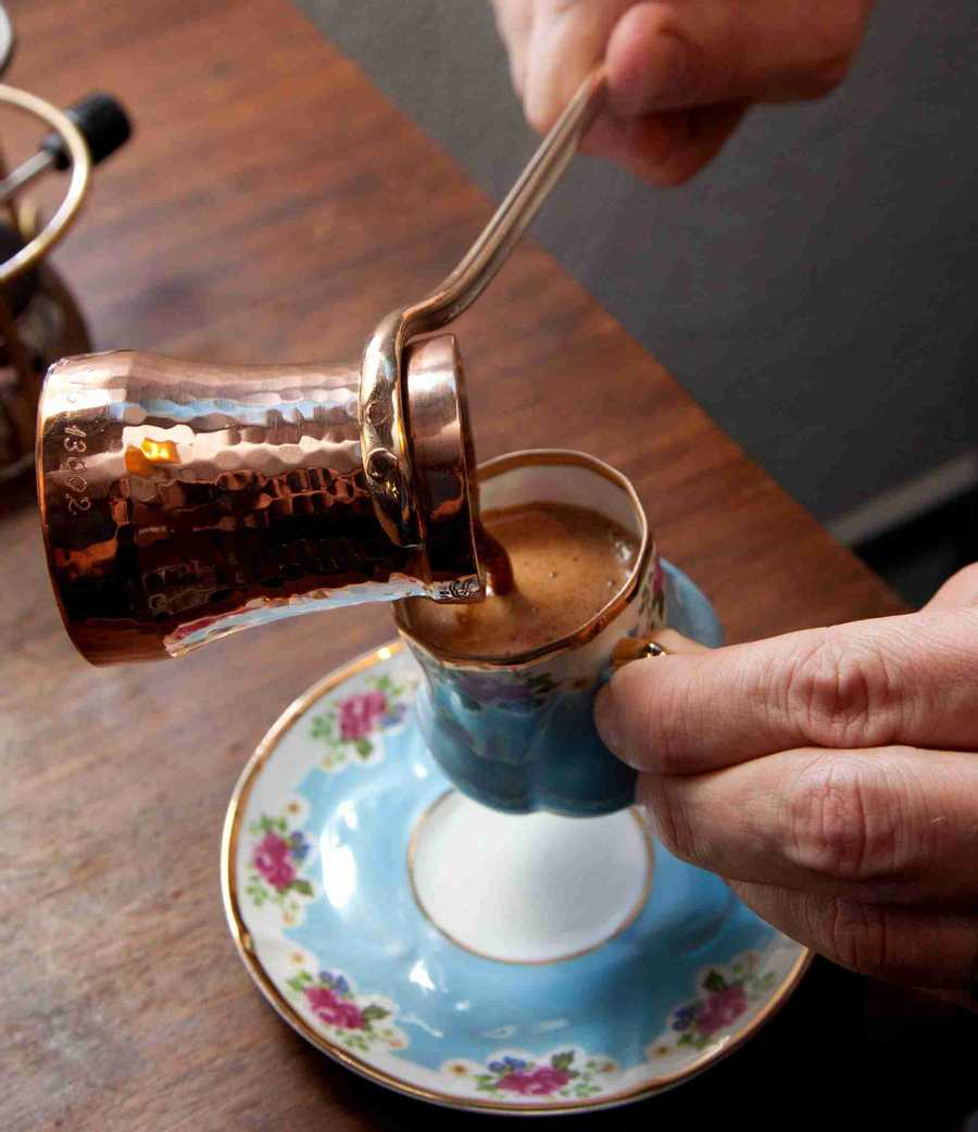 Coffee Culture In Turkey