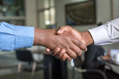 Perfect Your Handshake