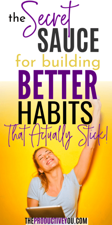 5 Techniques to Build Good Habits For Life