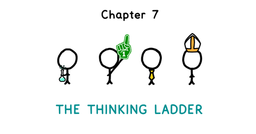 The Thinking Ladder