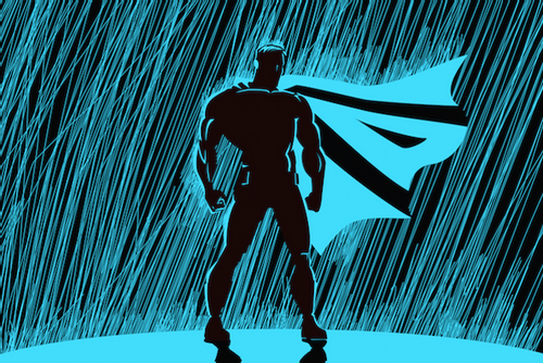 How to Be Your Own Hero When Facing a Hopeless Challenge