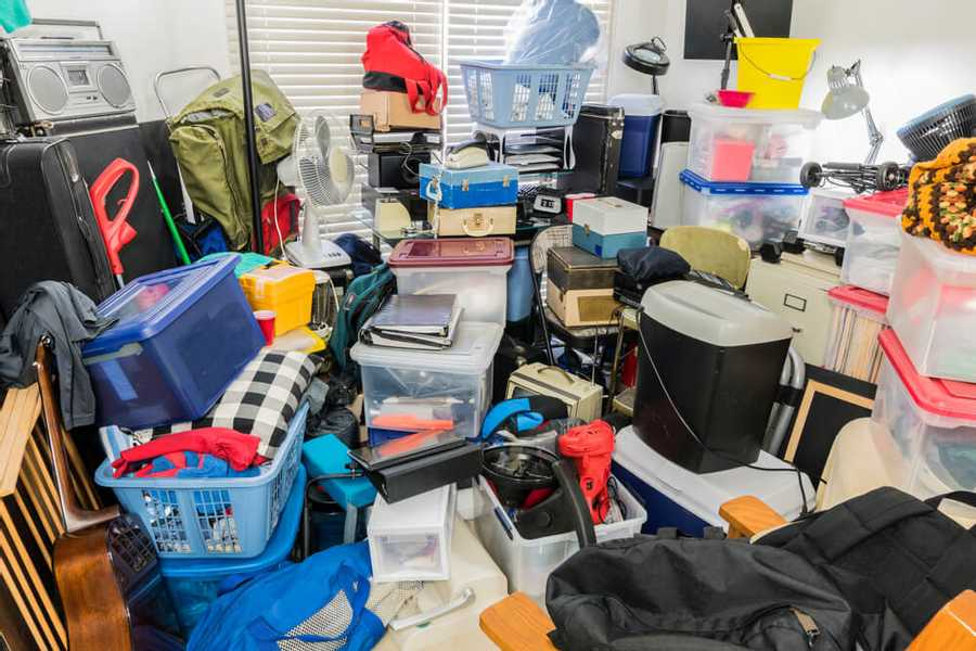 Hoarding Isn't About Stockpiling