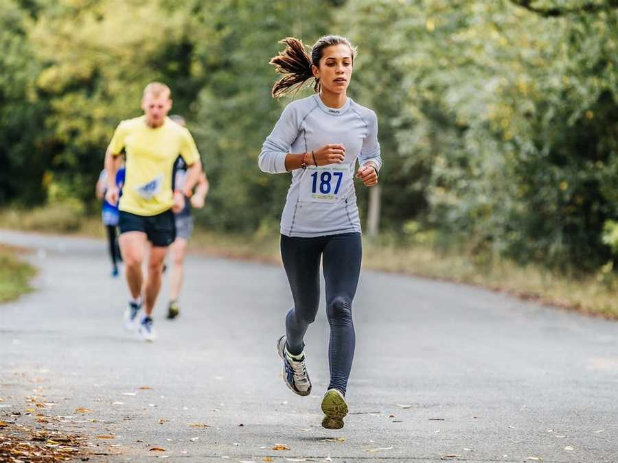 Running - the miracle drug