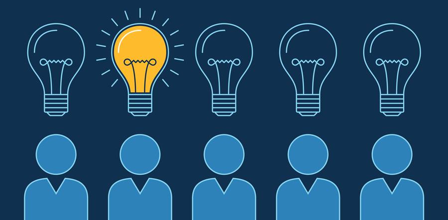 Innovators don't take more risk