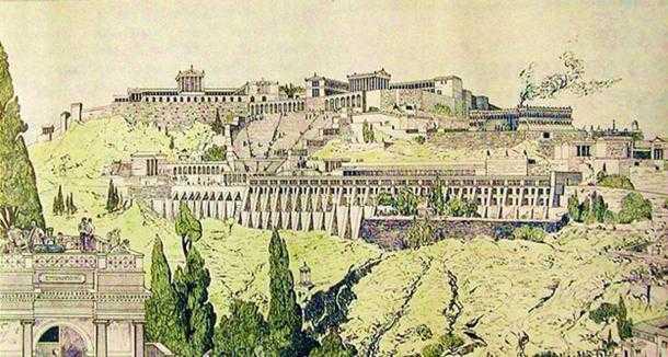 The Library of Pergamum