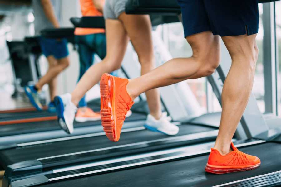 HIIT: high-intensity interval training