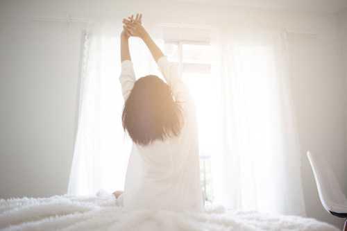 Good Sleep Starts the Moment You Wake Up