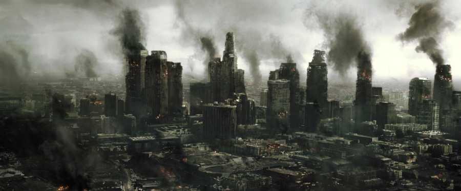 Turning to apocalyptic entertainment