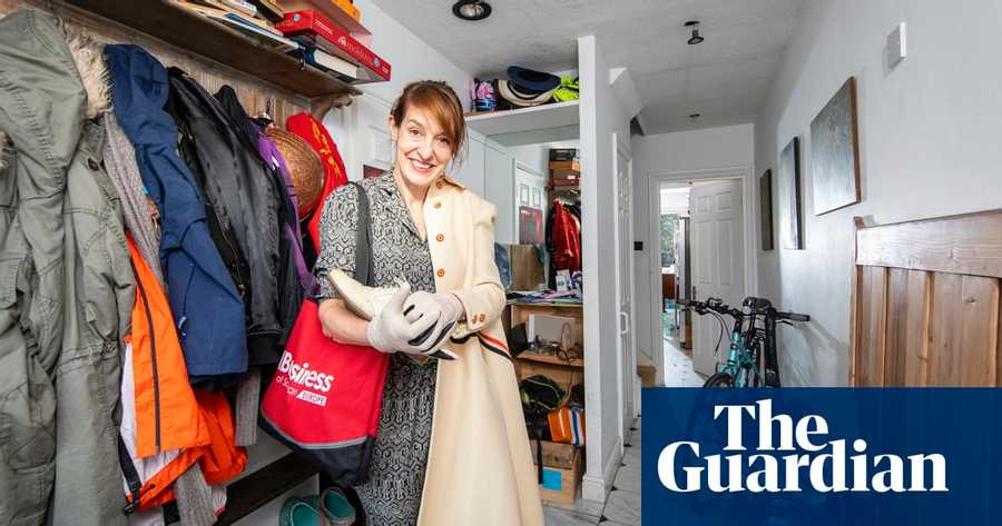 Decluttering is not the same as organising
