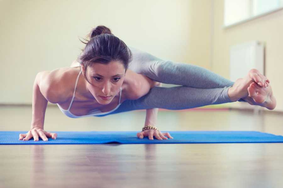 No direct evidence on yoga's long-term benefits