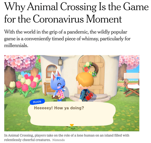 What Animal Crossing can teach us about marketing and product development