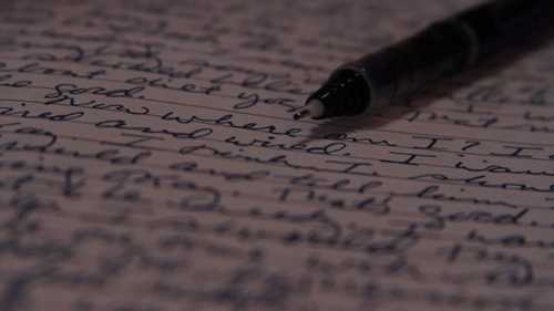 """Write """"Morning Pages"""" by Hand Every Day to Boost Productivity"""