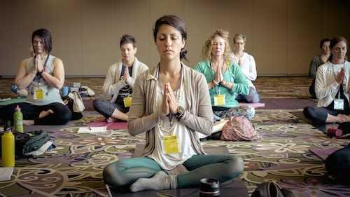 Find A Meditation Buddy