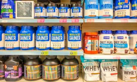 Protein mania: the rich world's new diet obsession