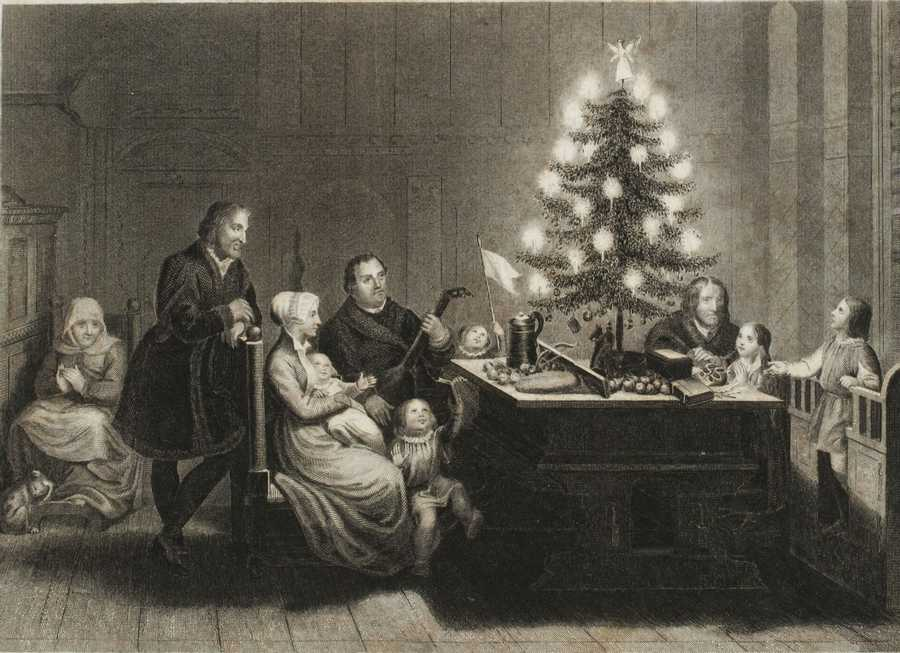 The Oldest Christmas Tree Markets