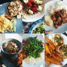 Small Meals Throughout the Day