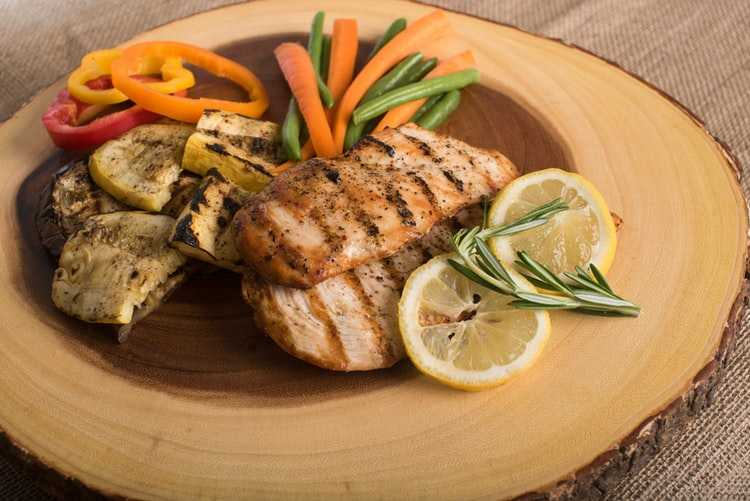 Protein-rich Diet