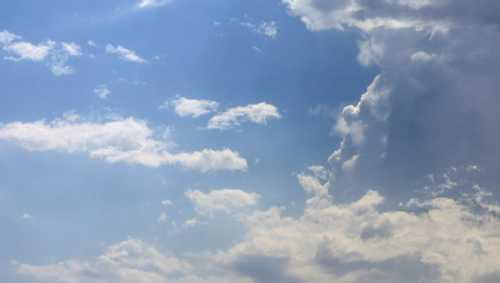 See faces in the clouds? It might be a sign of your creativity | Psyche Ideas