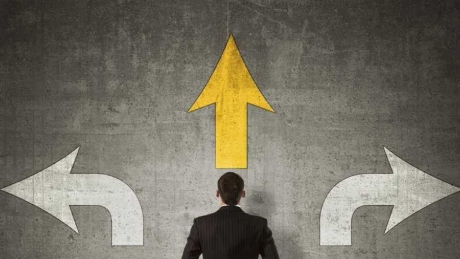 Leadership means making tough decisions