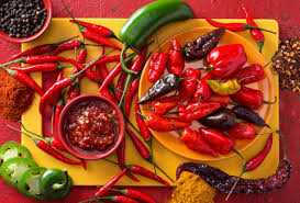 Spicy foods-an acquired taste