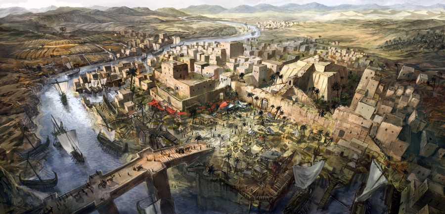Ancient Uruk